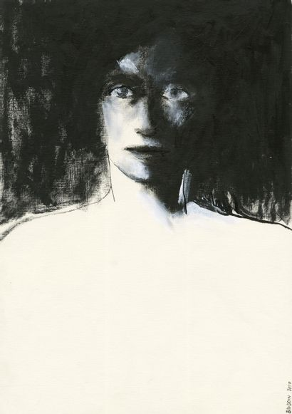 Edmond BAUDOIN (né en 1942)