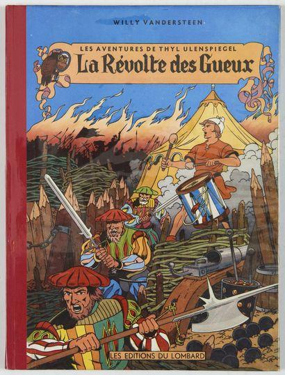 Thyl Ulenspiegel - La révolte des gueux:...