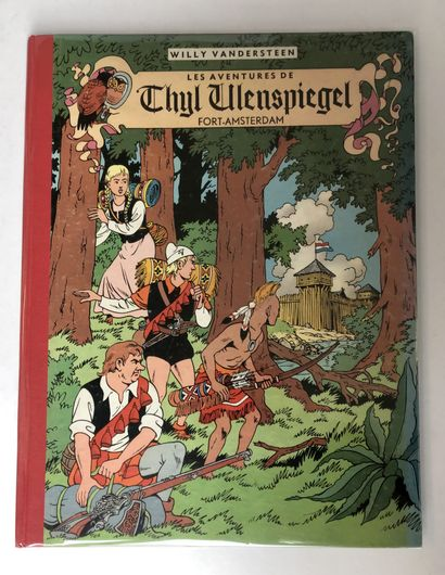 Thyl Ulenspiegel - Fort Amsterdam: Edition...