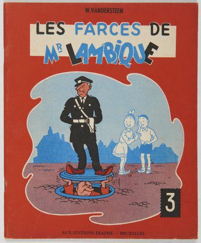 Farces de Monsieur Lambique 3: Edition originale...