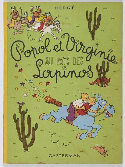 Popol et Virgine au pays des Lapinots: Edition...