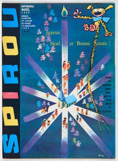 Spirou - fascicule 1235: Superbe magazine...