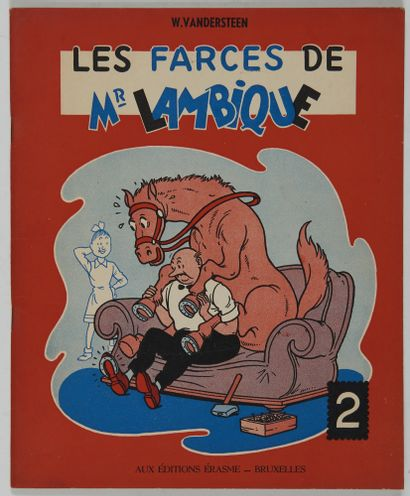 Farces de Monsieur Lambique 2: Edition originale...