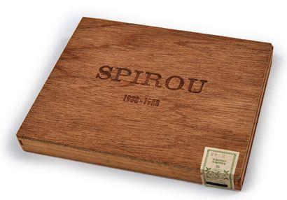 Spirou - Boîte de cigares: Collector édité...