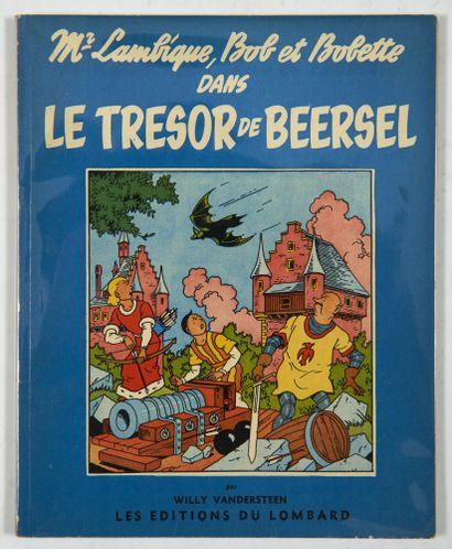 Bob et Bobette - Le trésor de Beersel: Edition...