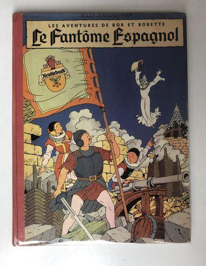 Bob et Bobette - Le fantôme espagnol: Edition...
