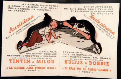 Tintin - Supplément pop-hop: Magnifique...