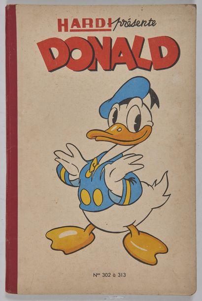 Donald (Hardi présente):