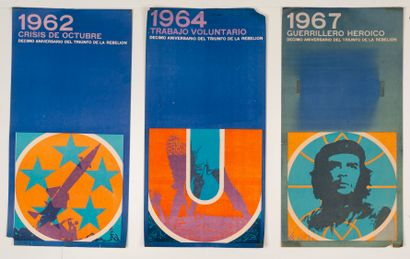 PROPAGANDE CUBAINE. 1962 Crisis de Octubre....