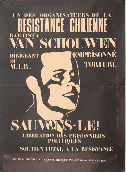 CHILI. Un des organisateurs de la Résistance...