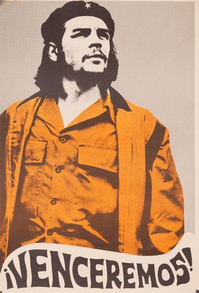PROPAGANDE CUBAINE. ! Venceremos ! Che Guevara....