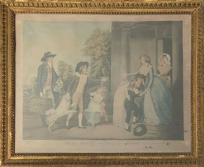 John JONES (v. 1745-1797) Black Monday of...