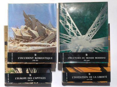 4 Volumes :