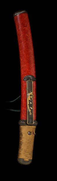 Shinshinto tanto Epoque XIXe siècle Non signé...
