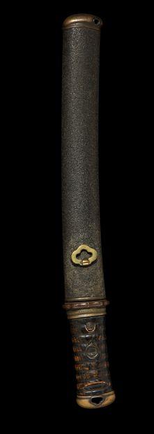 Shinto tanto Milieu Epoque EDO (1603 - 1868)...