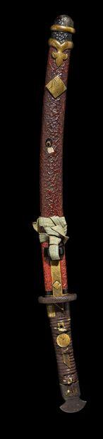 Koto wakizashi Epoque MUROMACHI (1333 - 1573)...