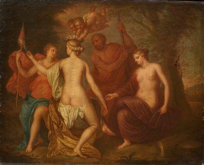Antoine COYPEL (1661-1722) dans le goût de