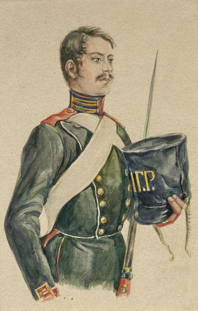 Gerhardt Wilhem von REUTERN dit Evgraf Romanovitch Reytern (1794-1865)