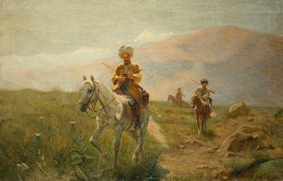Franz Alexeïevitch ROUBAUD (Odessa 1856 - Munich 1928)