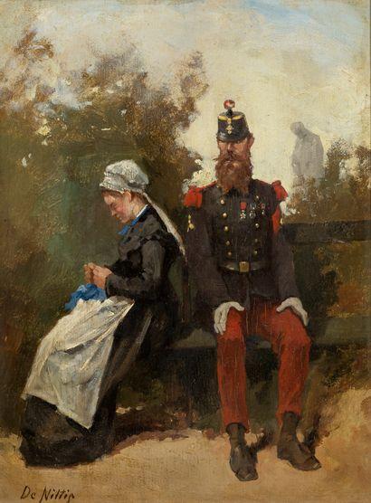 Guiseppe De NITTIS (1846-1884)