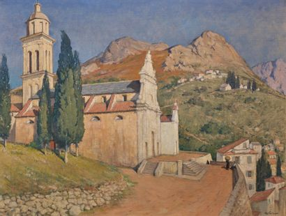 Henri Alexandre SOLLIER (1886-1966)