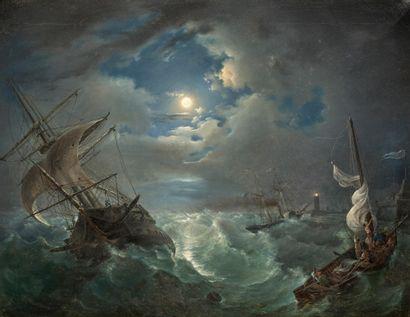 Jean François HUE (1751-1823) entourage de