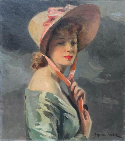 Cyprien Eugène BOULET (1877-1927)
