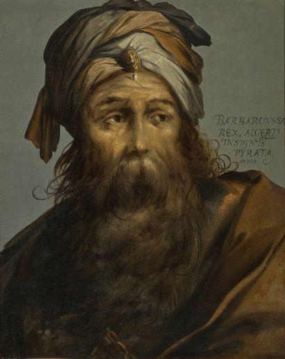 Claude VIGNON (1593-1670) attribué à