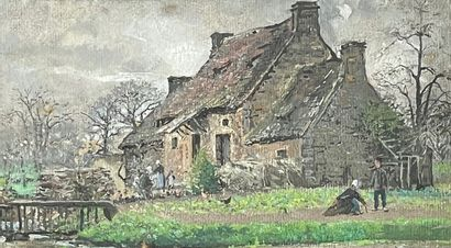 Ludovic PIETTE (1826-1877)