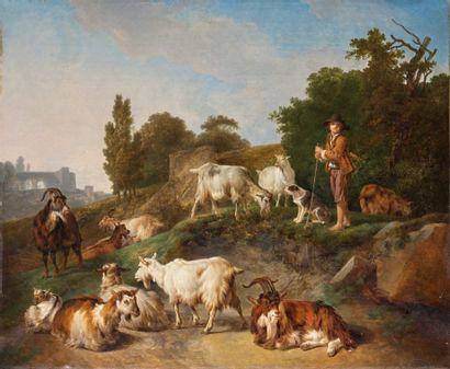 Jean-Baptiste Huet (Paris 1745 - 1811)