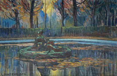 Louis Mathieu VERDILHAN (1875-1928)