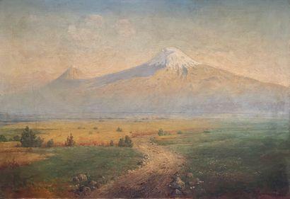 GEVORG ZAKHAROVITCH BASHINZHAGYAN (1857-1925)