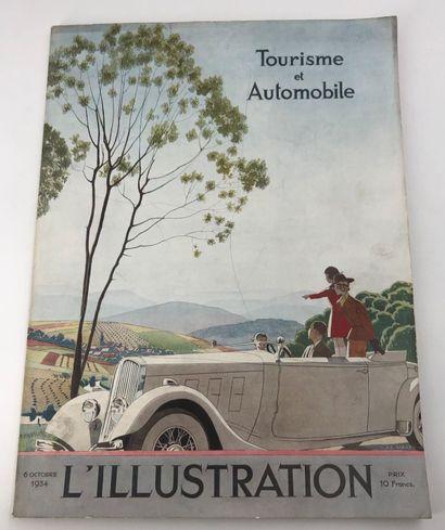 Tourisme et automobileL'illustration 6 octobre...