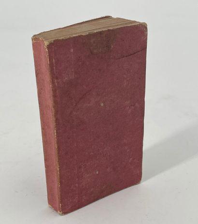 Almanach de la Cour, de la ville, et des...