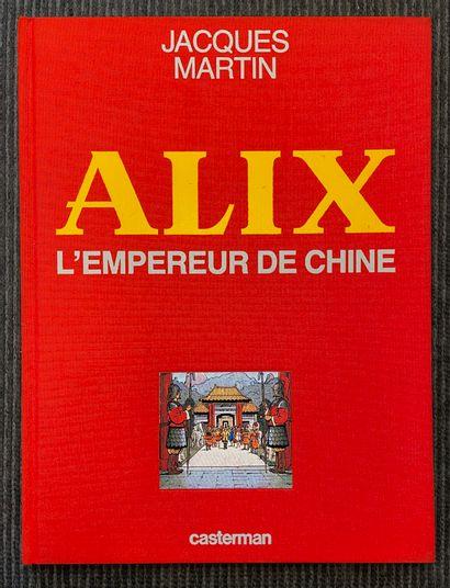 Jacques MARTIN, Alix, L'Empereur de Chine,...