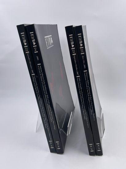 4 Volumes : 4 Revues d'Art FMR (Franco Maria...