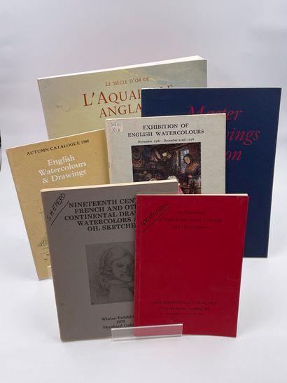 6 Volumes :