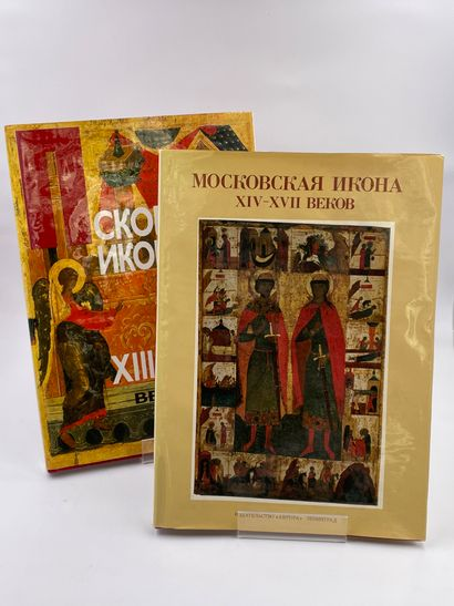 2 Volumes Russes :