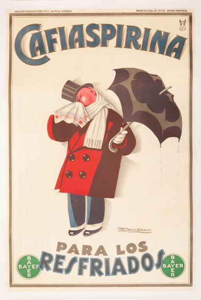 Cafiaspirina Bayer - Paras los resfriados...