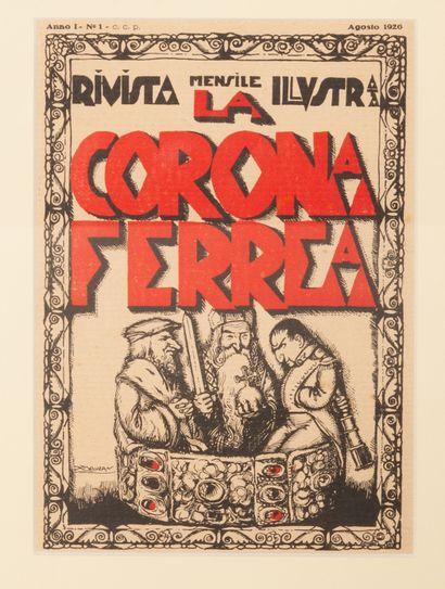La Corona Ferrea (Charlemagne, Charles Quint,...