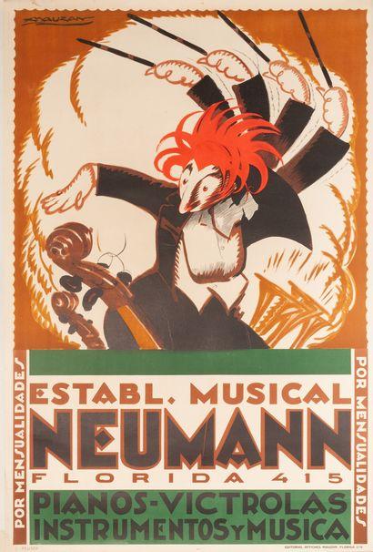 Neumann - Pianos - Victrolas Instrumentos...