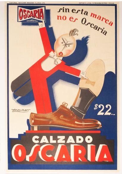 Oscaria - Calzado sin esta marca no es Oscaria...