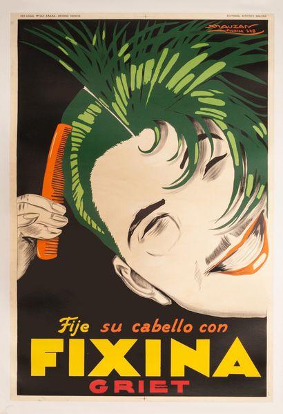 Griet - Fije su cabello con Fixina Buenos...