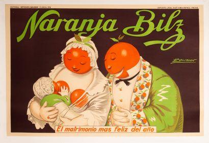 Naranja Bilz El matrimonio mas feliz del...