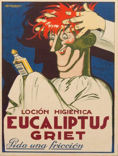 Griet - Eucaliptus Locion Higienica Période...