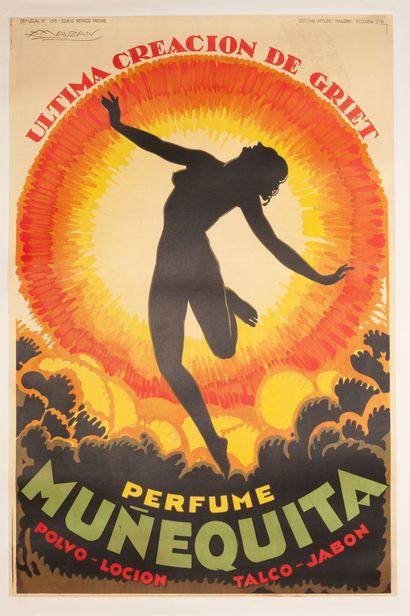 Griet - Perfume Munequita Ultima Creacion....