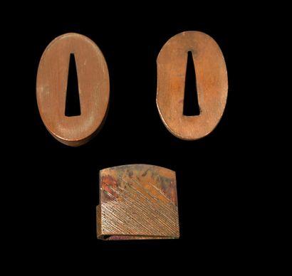 Koto O-tanto Milieu Epoque MUROMACHI (1333 - 1573) Signé (mei) : Bishu (no) ju Tsuguyoshi...