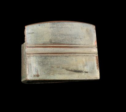 Shinshinto tanto Epoque MEIJI (1868 - 1912) Non signé (mumei) Lame (sugata) : unokubi...