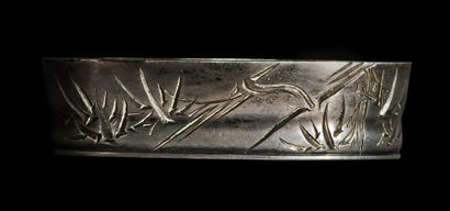 Shinto Katana Epoque EDO (1603 - 1868) Non signé (mumei) Lame (sugata) : shinogi...