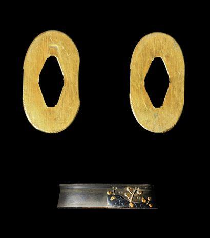 Koto Futomata yari transformé en tanto Epoque MUROMACHI (1333 - 1573) Signé (mei)...